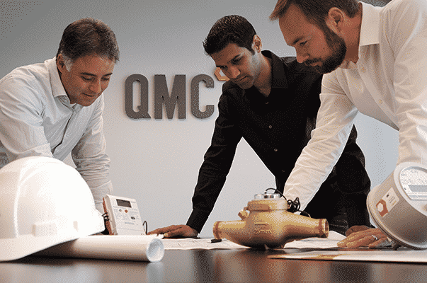 QMC submetering solutions