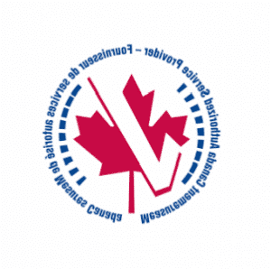 QMC accredited by Measurement Canada logo
