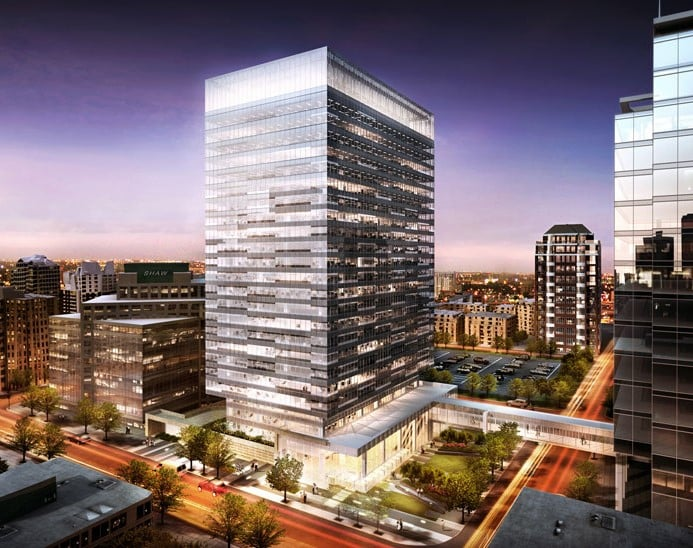 Oxford Properties Eau Claire Tower