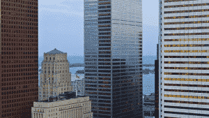 image of Commerce Court with submeters installed by QMC