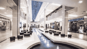image of west edmonton mall utilizing submeters provided by QMC