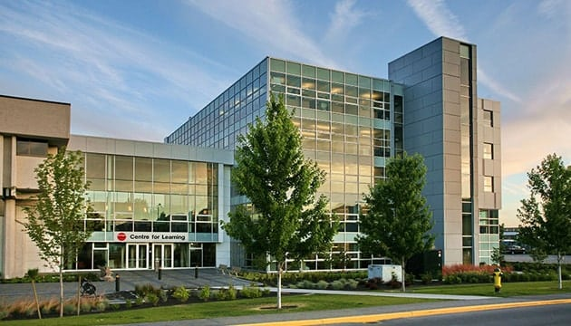image of humber college, which uses QMC's Advanced Institutional Metering