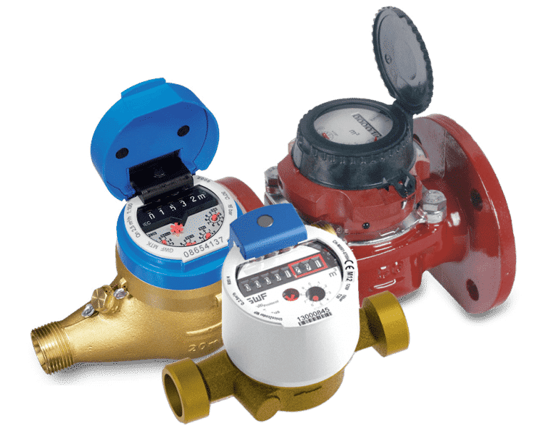 GWF product line consisting of the UNICOcoders, MTcoders, and the Woltmans, available through QMC