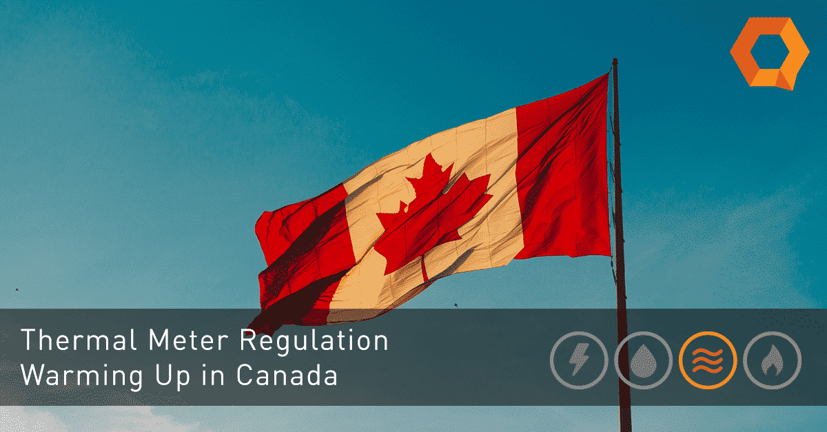 Canadian flag with upcoming thermal regulations