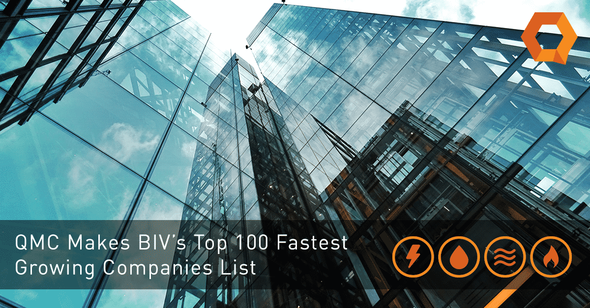 QMC makes BIV list of fastest growing companies in 2019