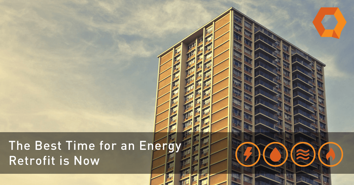 Building in Toronto with an Energy Retrofit